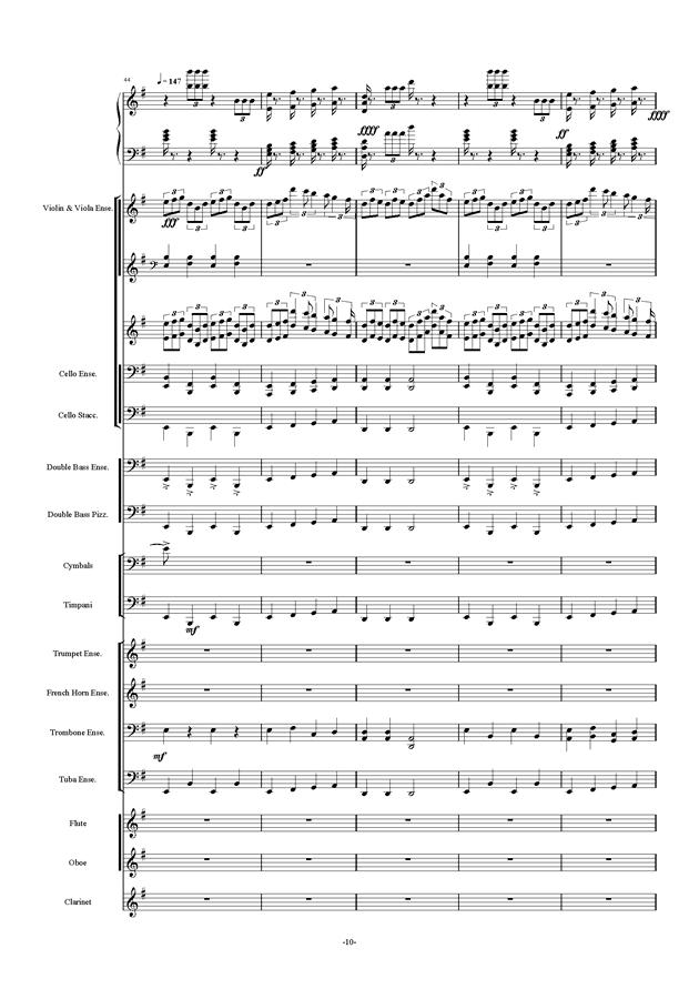 新世界协奏曲ag88环亚娱乐谱 第10页