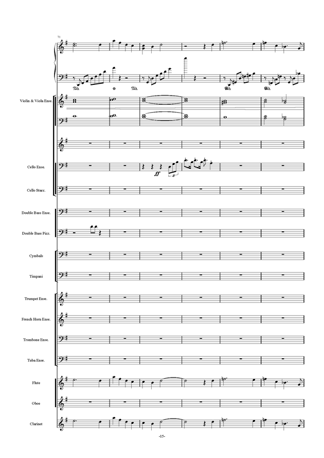 新世界协奏曲ag88环亚娱乐谱 第15页