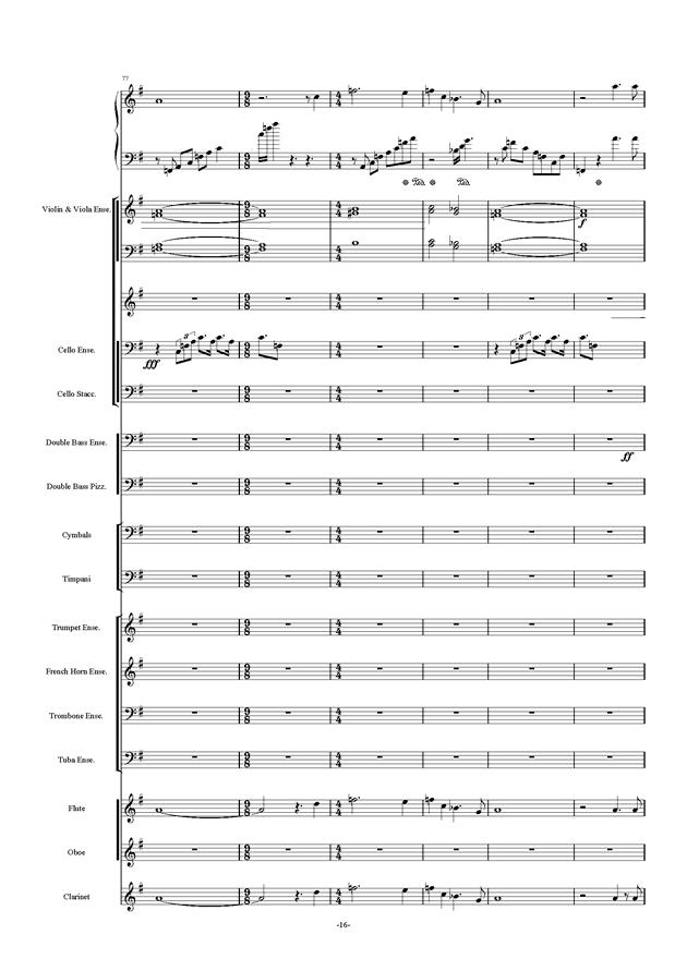 新世界协奏曲ag88环亚娱乐谱 第16页