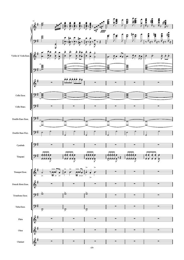 新世界协奏曲ag88环亚娱乐谱 第19页