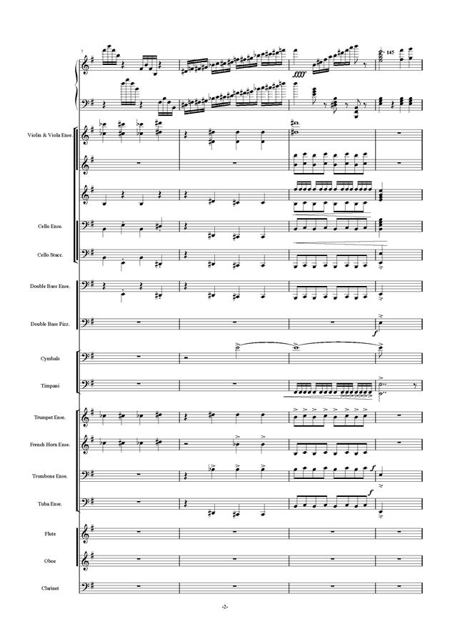 新世界协奏曲ag88环亚娱乐谱 第2页