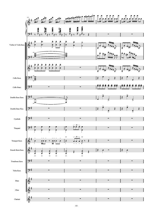 新世界协奏曲ag88环亚娱乐谱 第21页