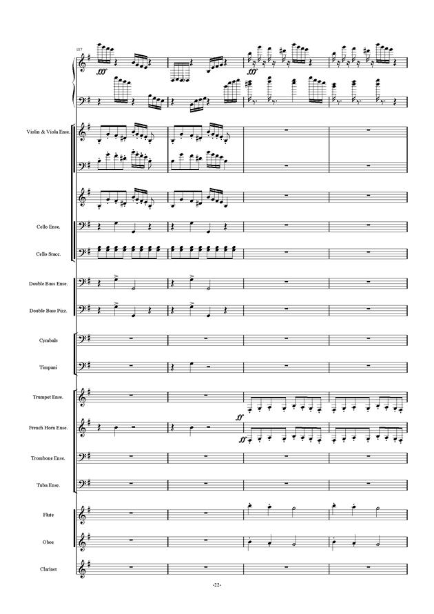 新世界协奏曲ag88环亚娱乐谱 第22页
