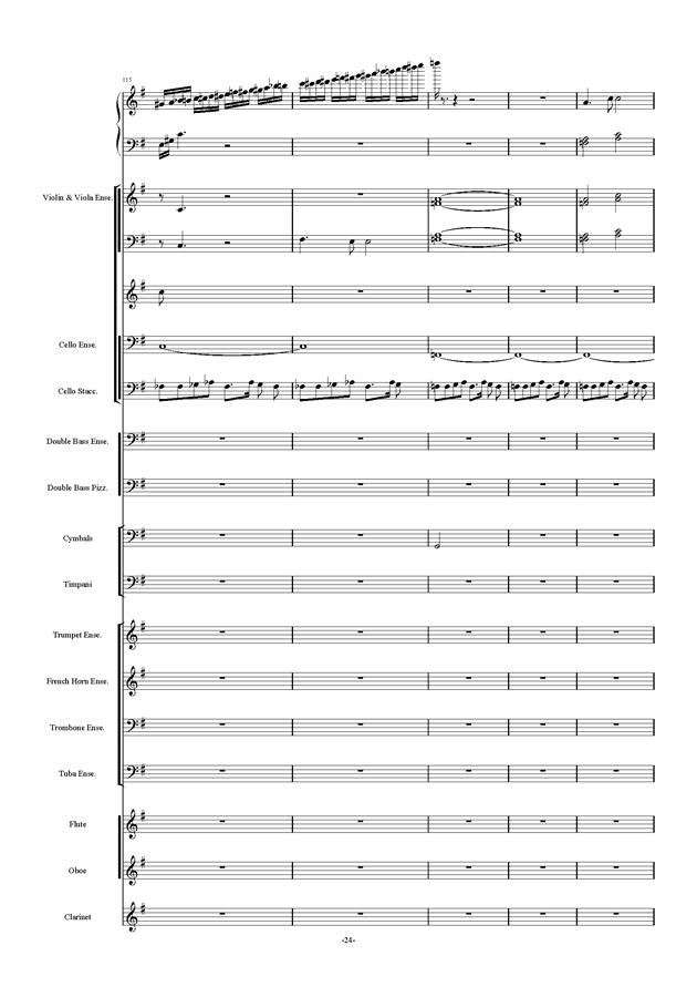 新世界协奏曲ag88环亚娱乐谱 第24页