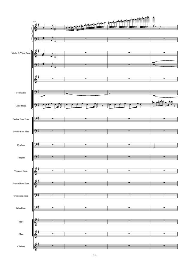 新世界协奏曲ag88环亚娱乐谱 第25页