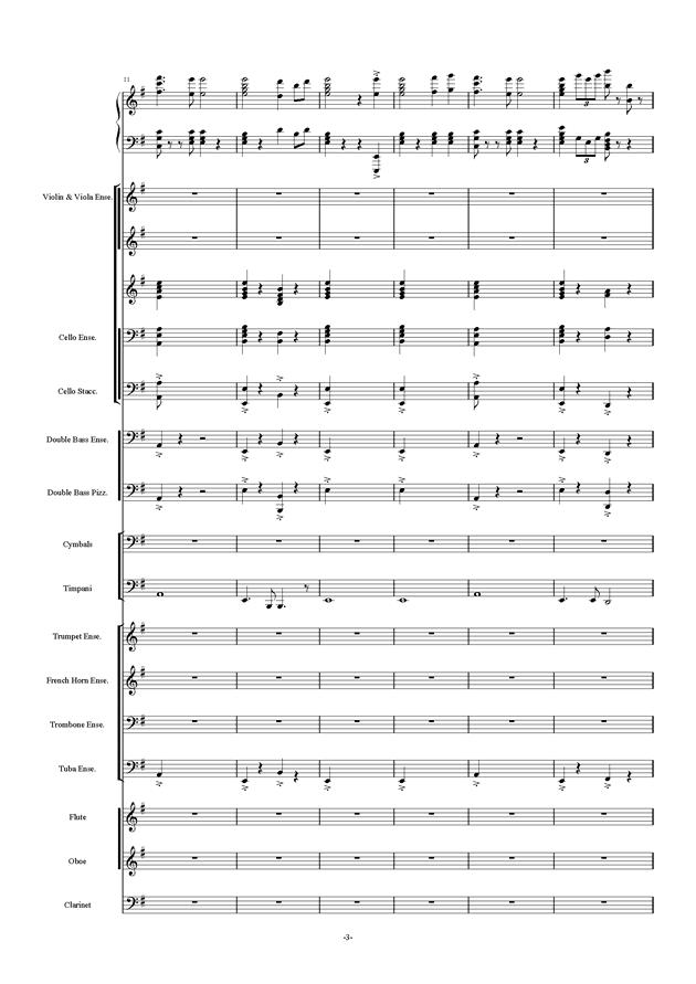 新世界协奏曲ag88环亚娱乐谱 第3页