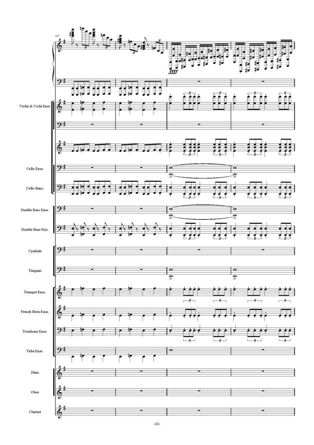 新世界协奏曲ag88环亚娱乐谱 第32页