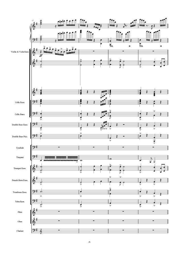 新世界协奏曲ag88环亚娱乐谱 第4页