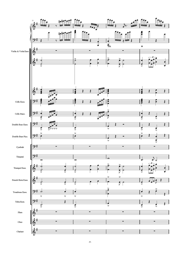 新世界协奏曲ag88环亚娱乐谱 第5页