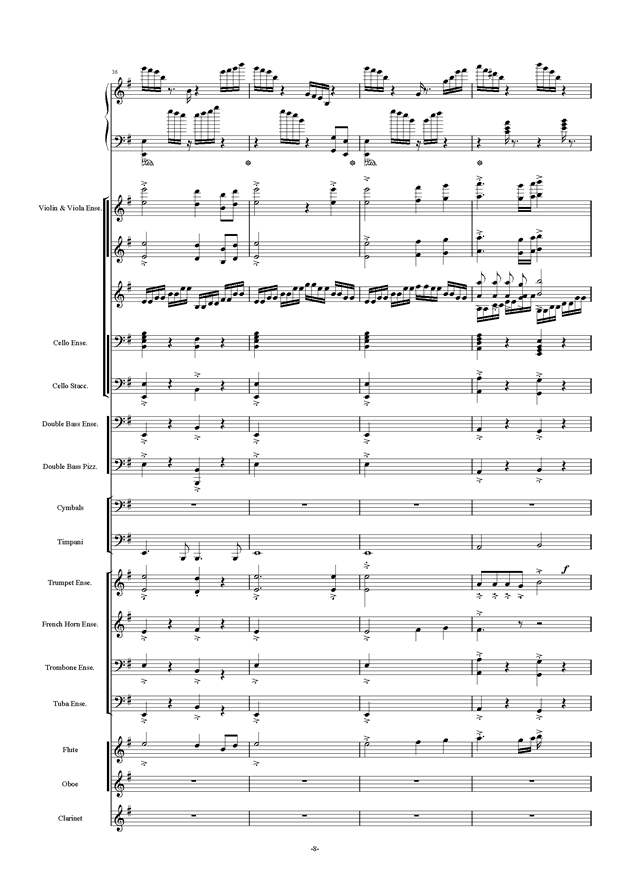 新世界协奏曲ag88环亚娱乐谱 第8页
