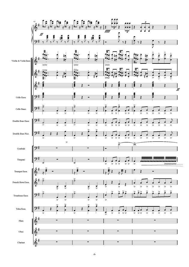 新世界协奏曲ag88环亚娱乐谱 第9页