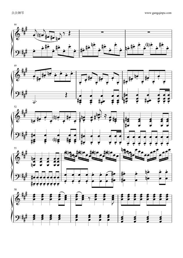 Smile Again钢琴谱 第4页