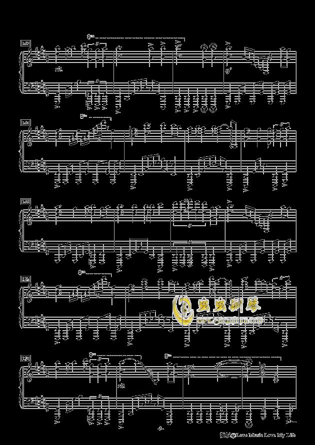 Hera钢琴谱 第9页