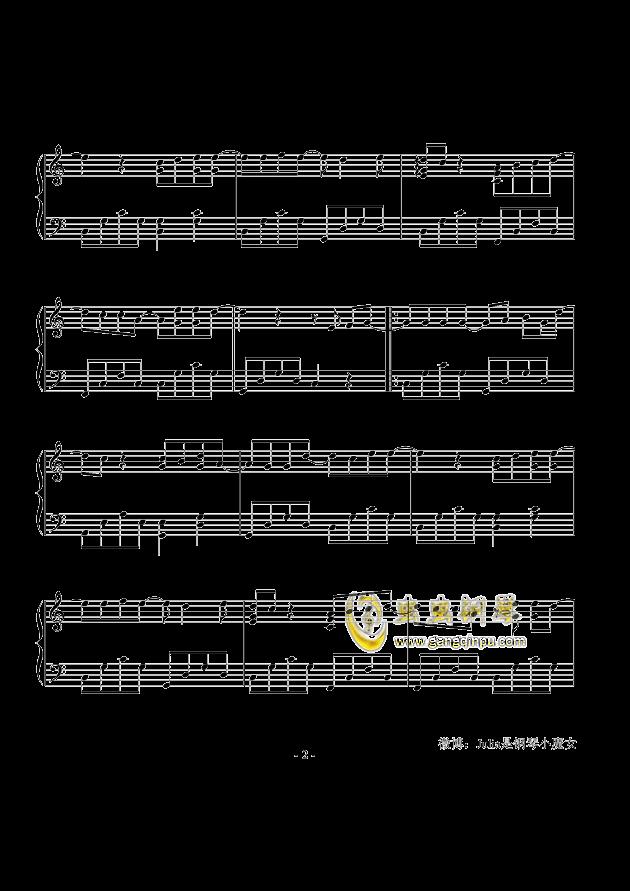 蒲公英的约定,蒲公英的约定钢琴谱,蒲公英的约定钢琴谱网,蒲公