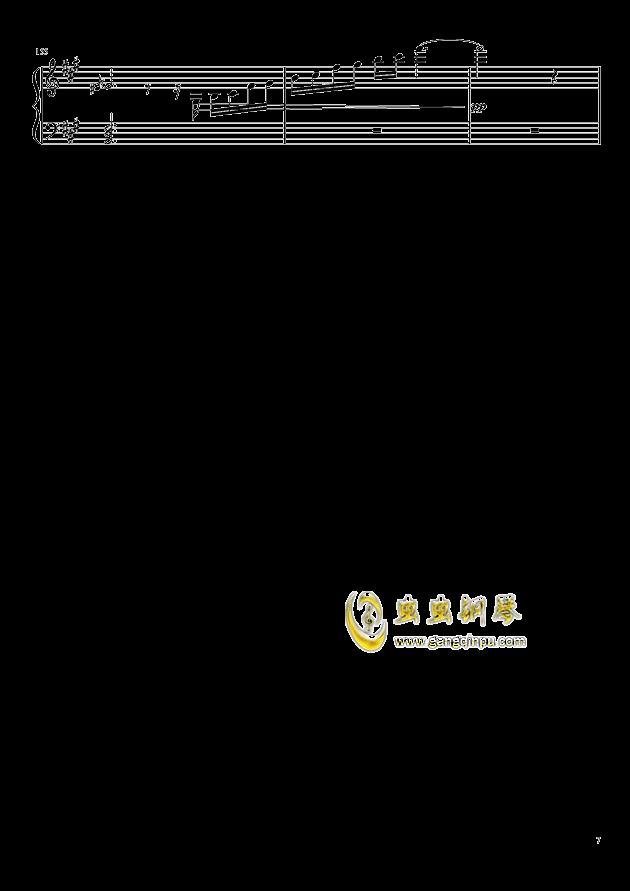 Shining Star Xmas钢琴谱 第7页