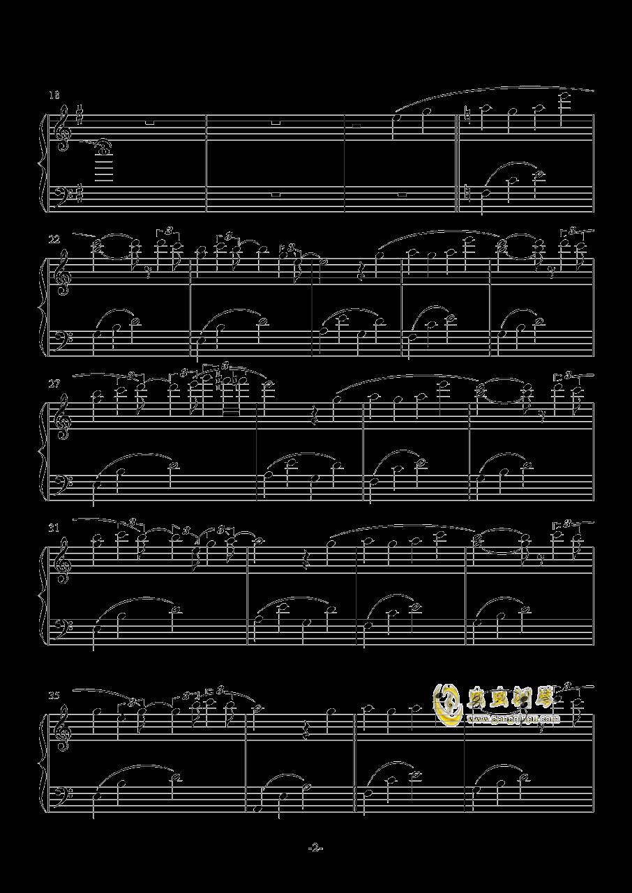雨�D-ATCG-钢琴谱 第2页