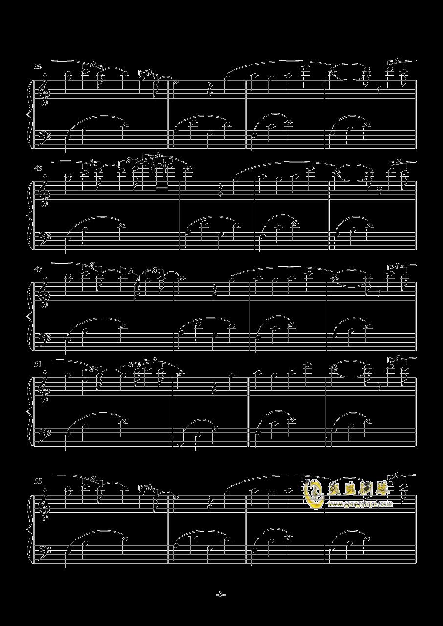 雨�D-ATCG-钢琴谱 第3页