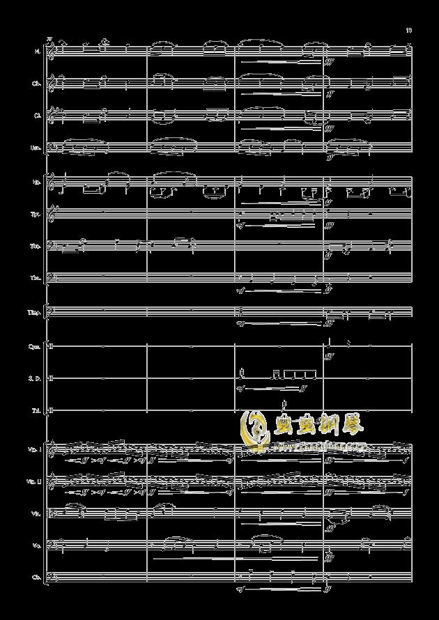 爱丁堡之冬钢琴谱 第13页