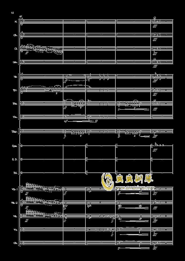 爱丁堡之冬钢琴谱 第16页