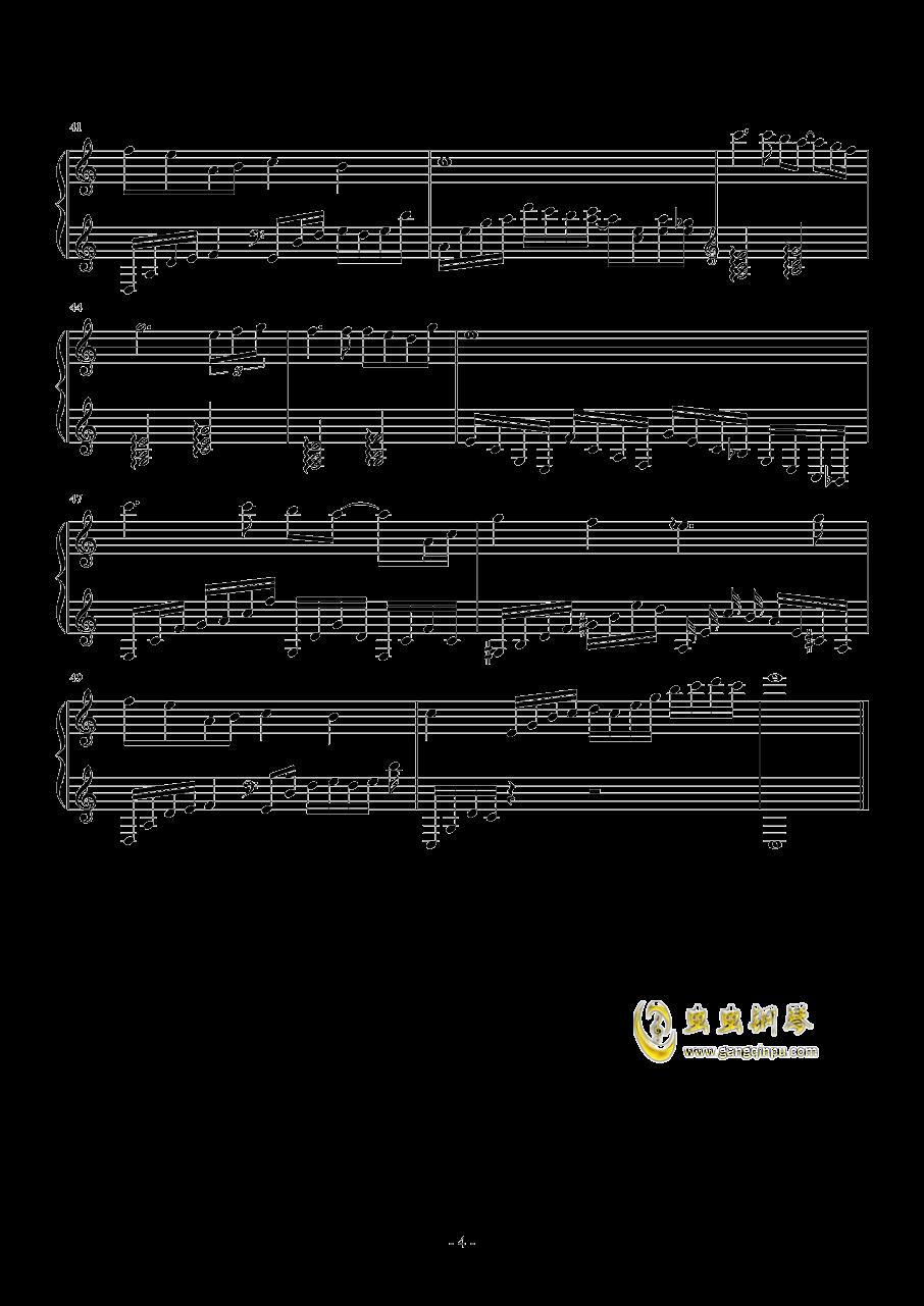 最好的未来,最好的未来钢琴谱,最好的未来钢琴谱网,最好的未来