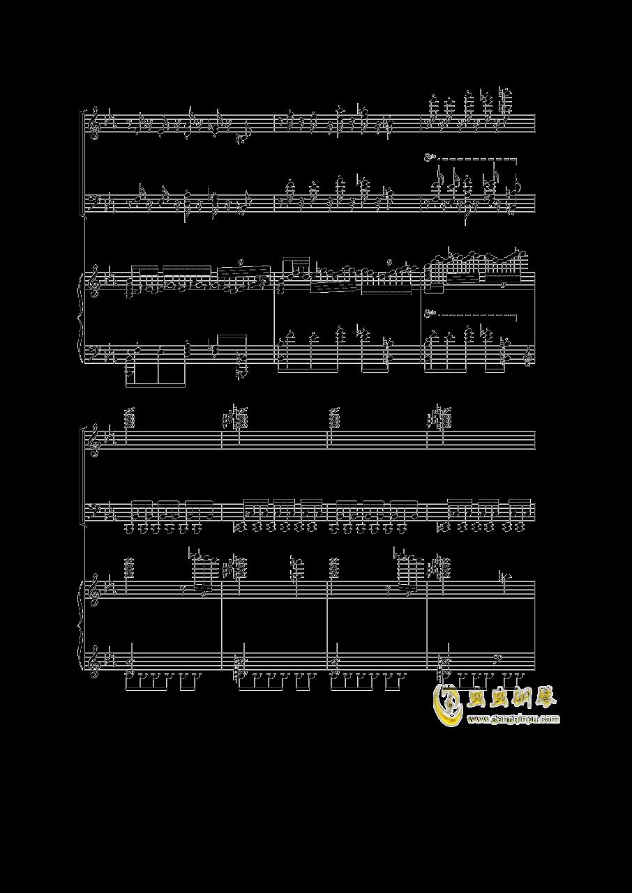 Piano Concerto I钢琴谱 第12页