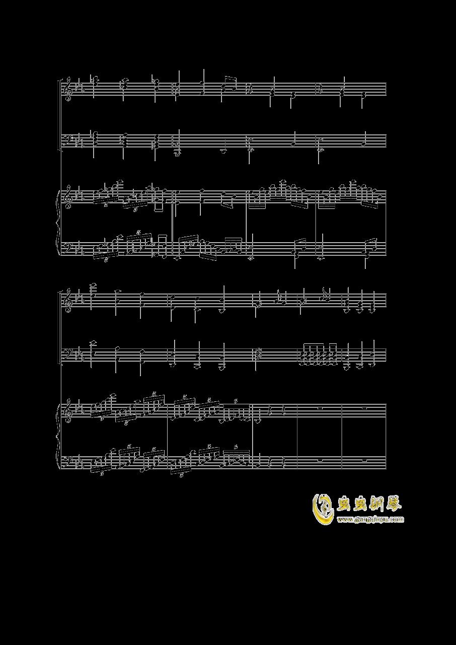 Piano Concerto I钢琴谱 第15页