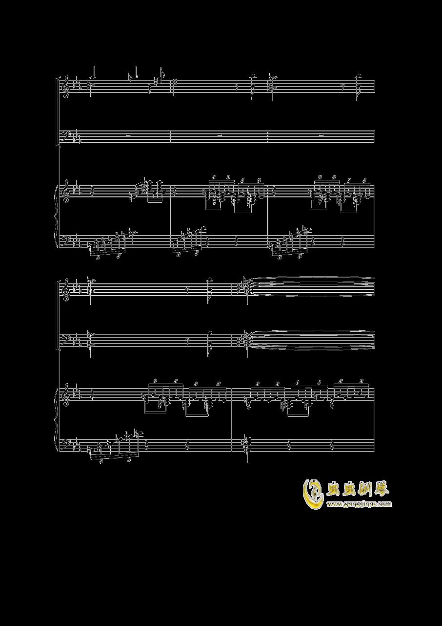 Piano Concerto I钢琴谱 第21页