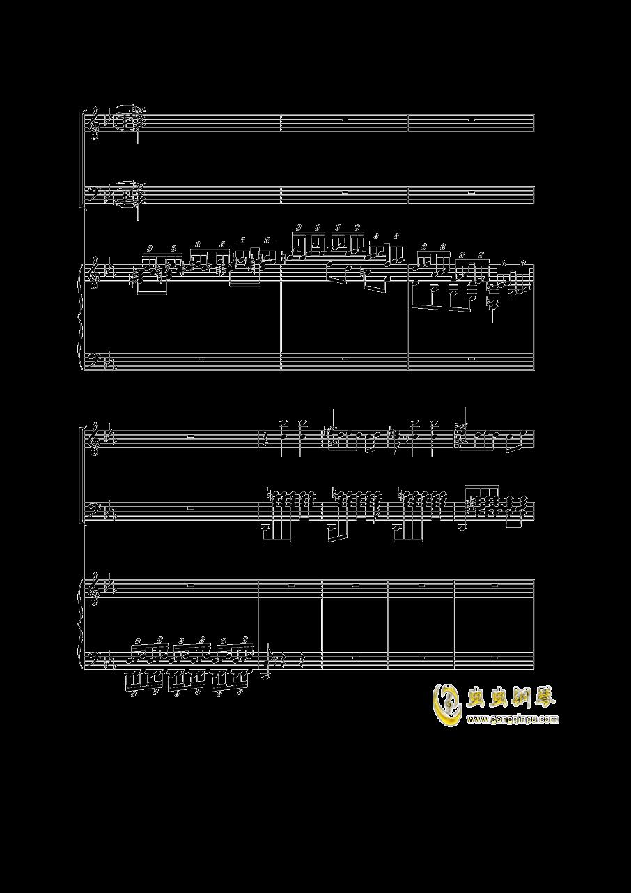 Piano Concerto I钢琴谱 第22页