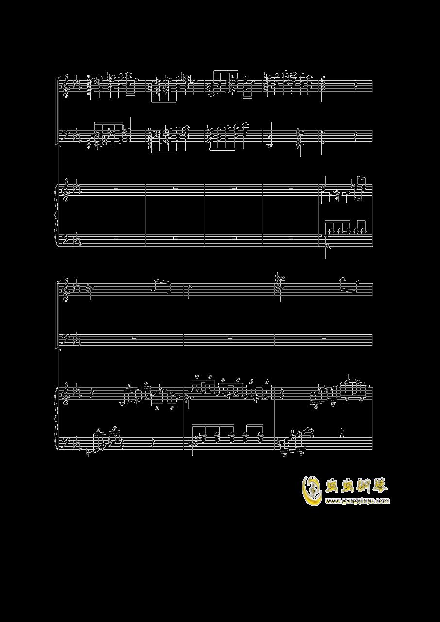 Piano Concerto I钢琴谱 第23页