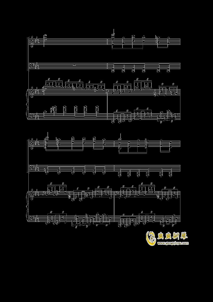 Piano Concerto I钢琴谱 第24页