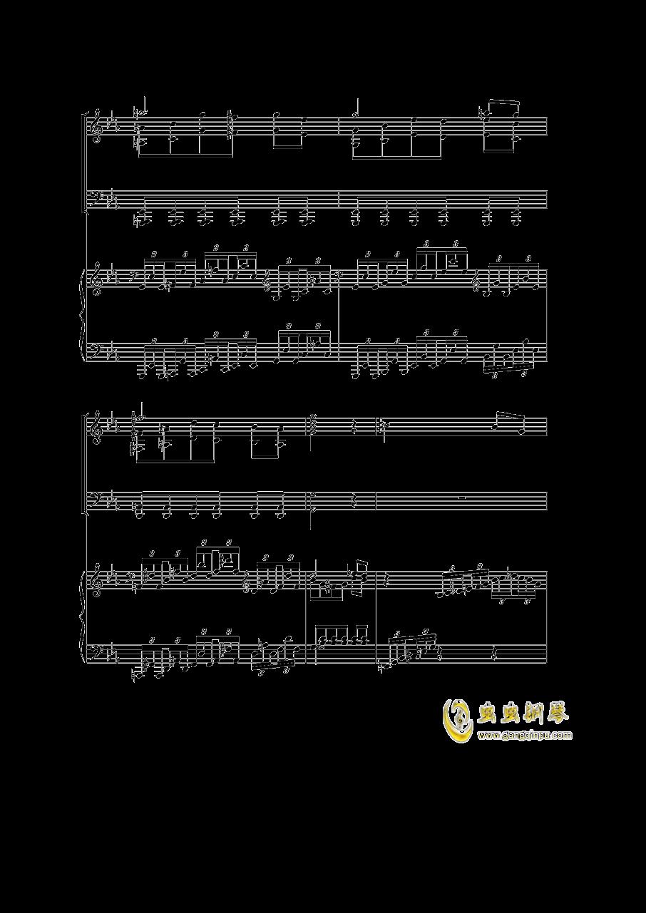 Piano Concerto I钢琴谱 第25页