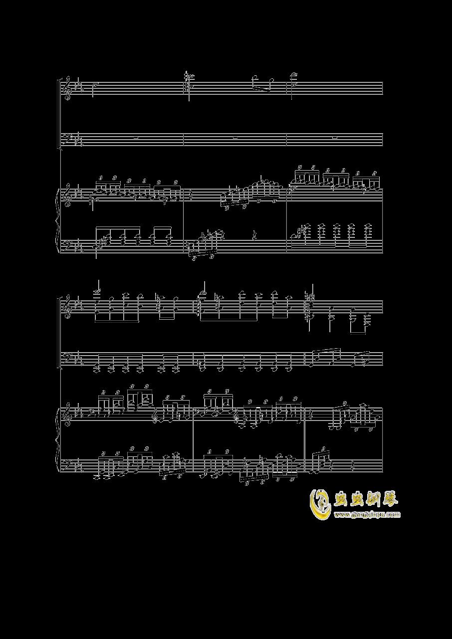 Piano Concerto I钢琴谱 第26页