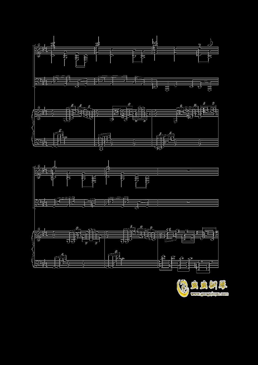 Piano Concerto I钢琴谱 第27页