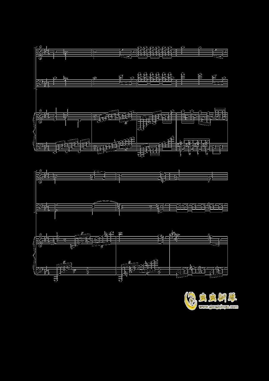 Piano Concerto I钢琴谱 第32页
