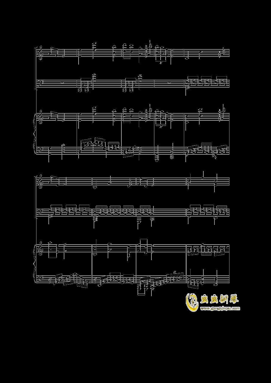 Piano Concerto I钢琴谱 第34页