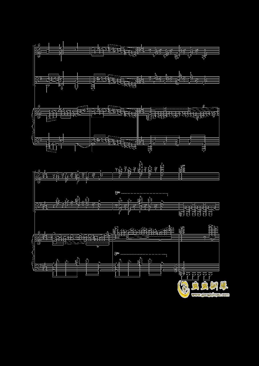 Piano Concerto I钢琴谱 第35页