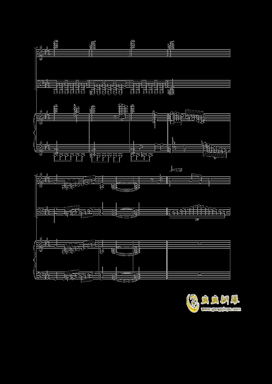 Piano Concerto I钢琴谱 第36页