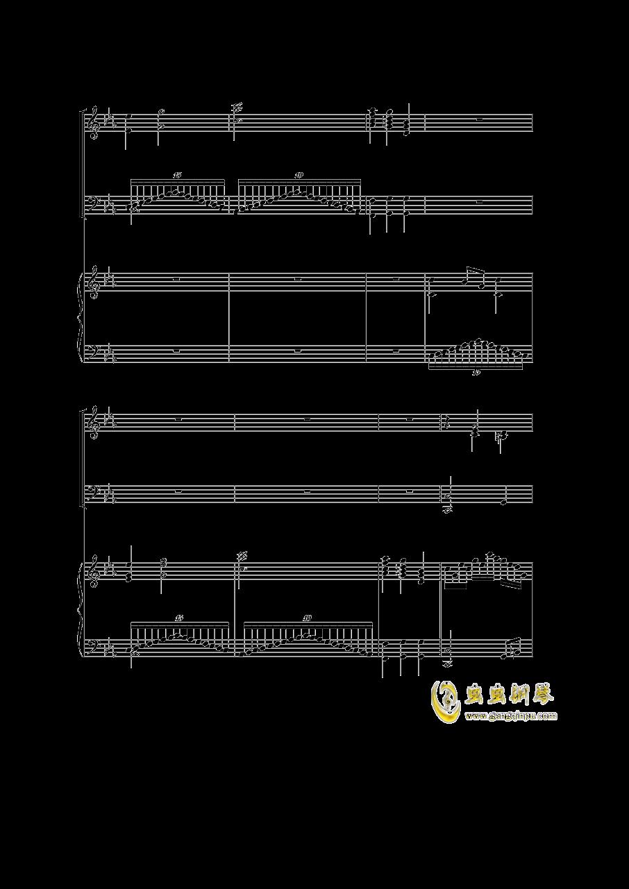 Piano Concerto I钢琴谱 第37页