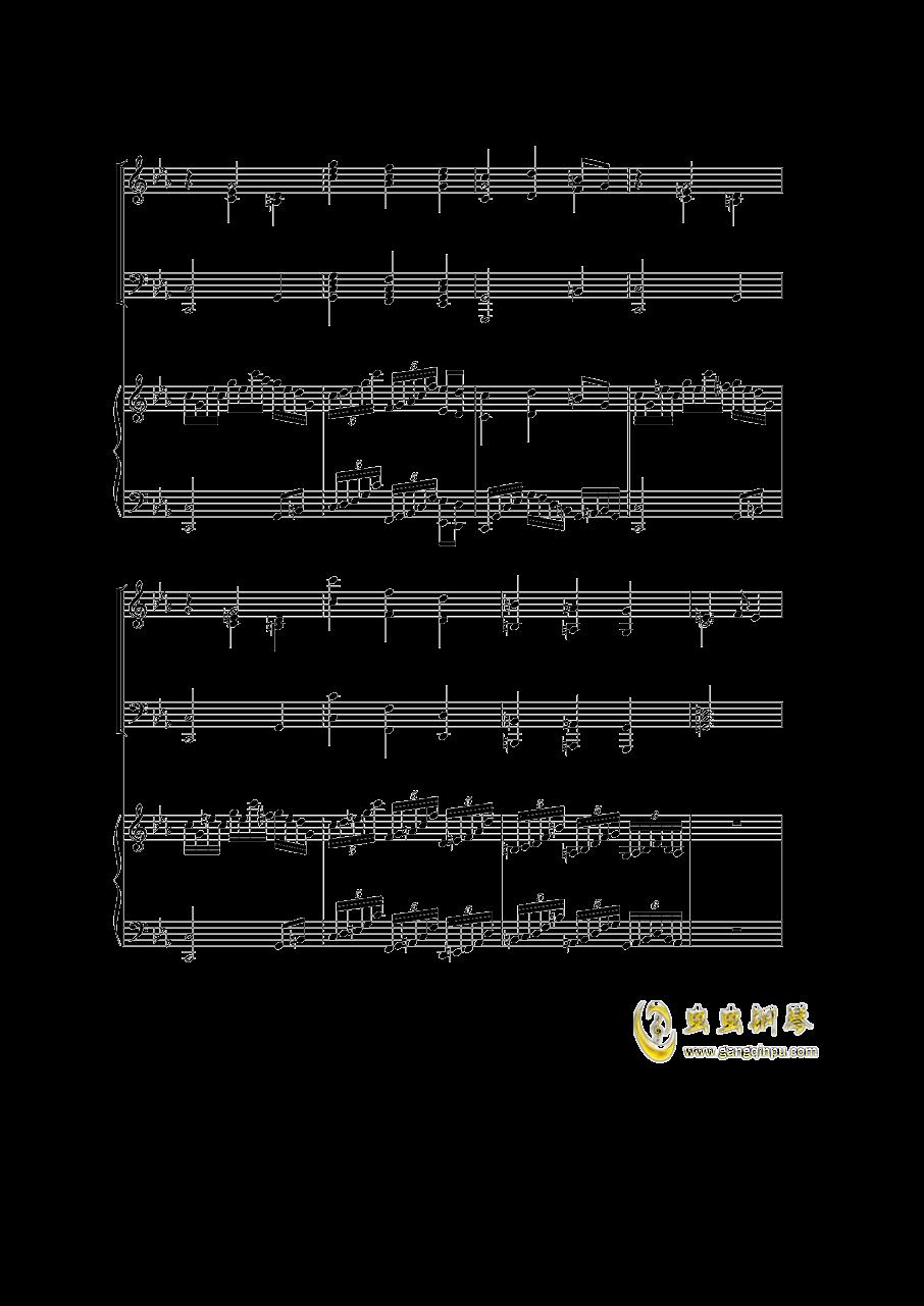 Piano Concerto I钢琴谱 第38页
