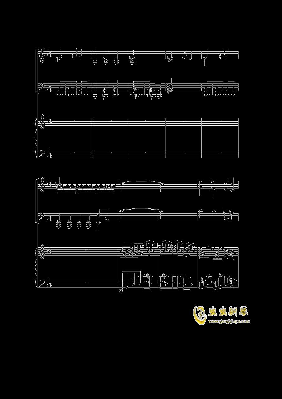 Piano Concerto I钢琴谱 第39页