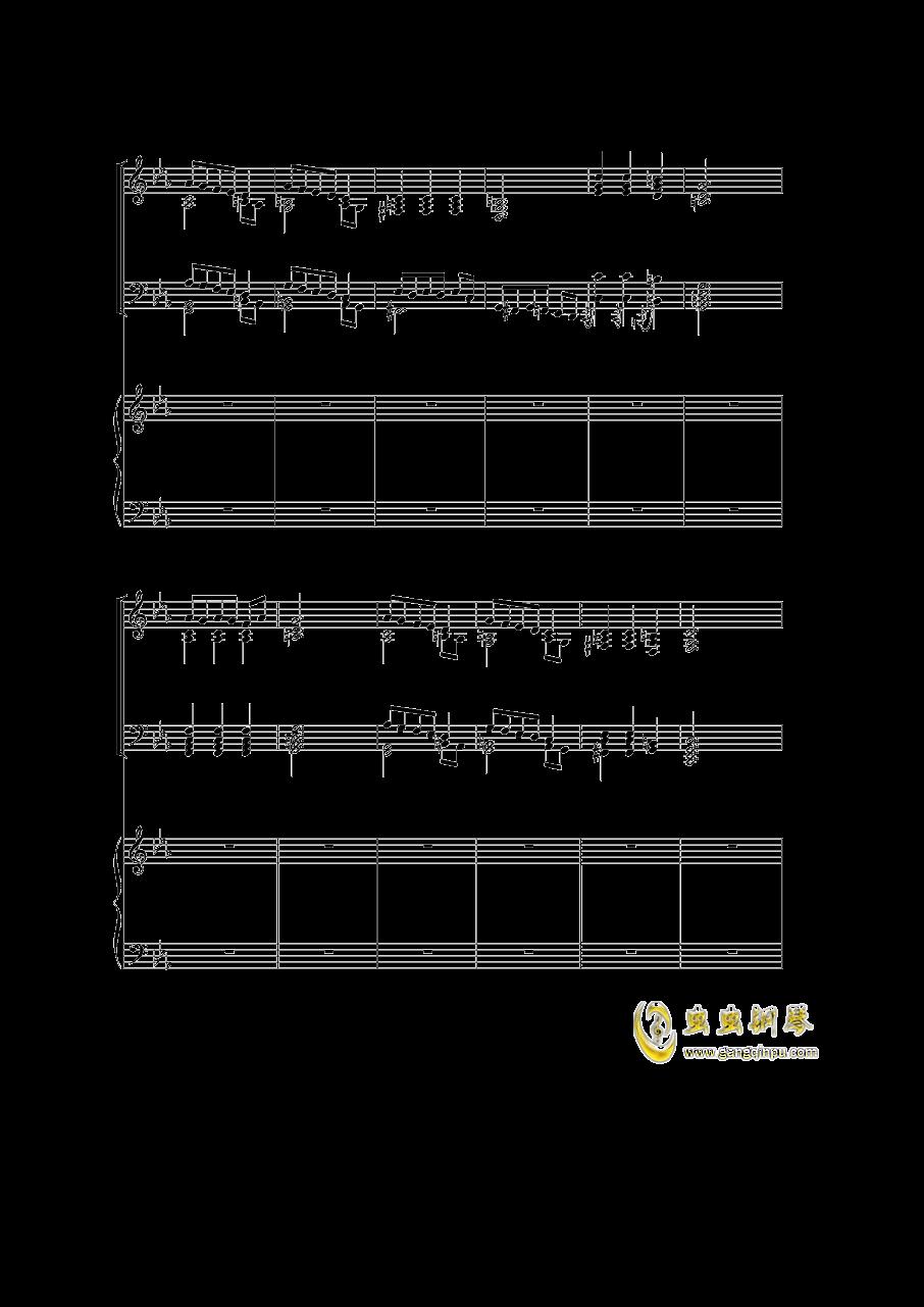Piano Concerto I钢琴谱 第4页