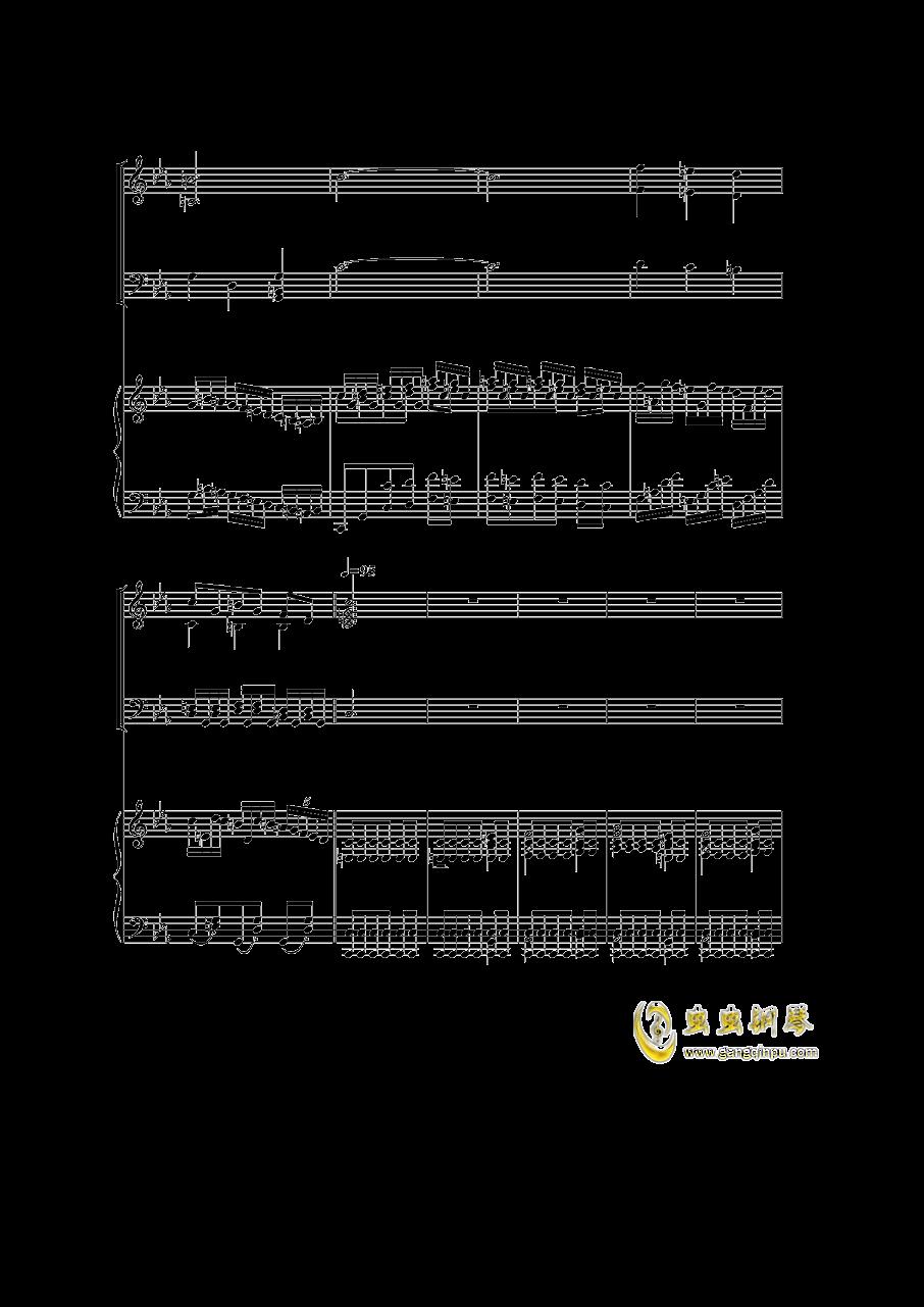 Piano Concerto I钢琴谱 第40页