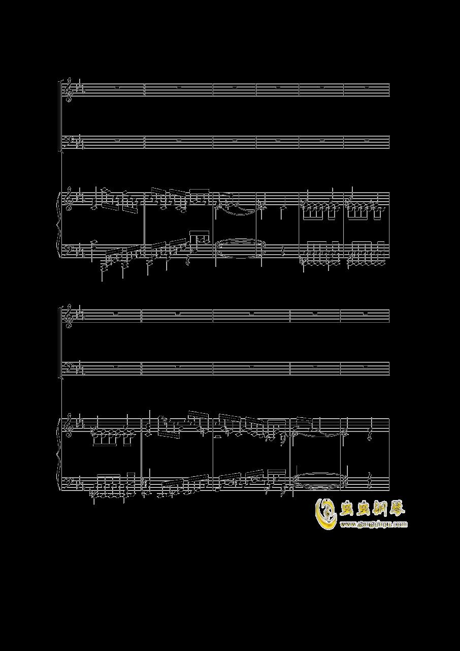 Piano Concerto I钢琴谱 第41页