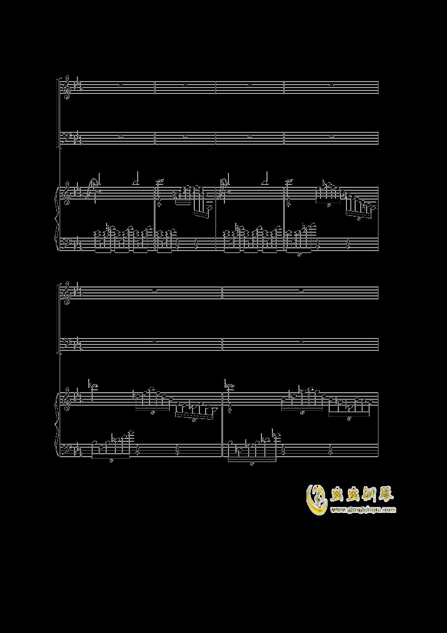 Piano Concerto I钢琴谱 第42页