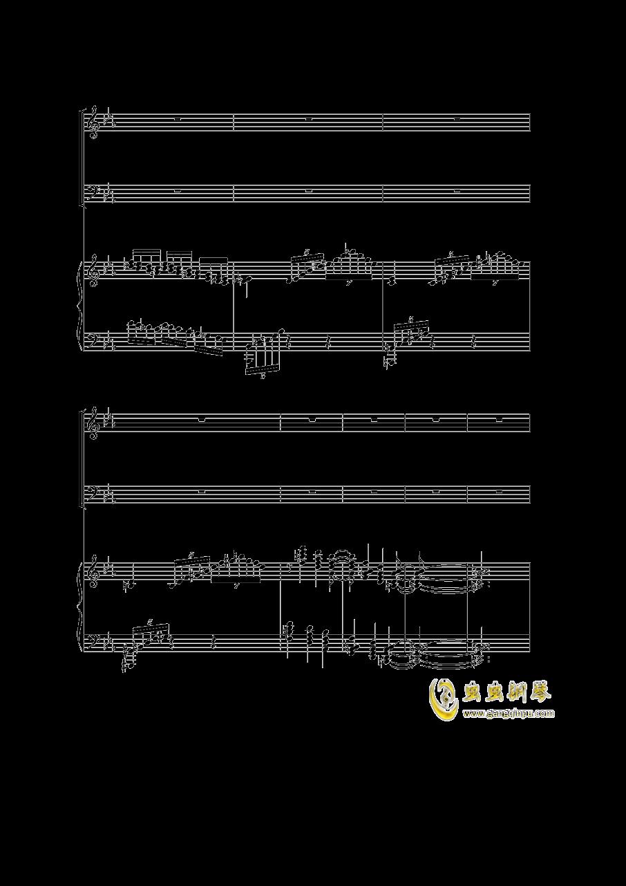 Piano Concerto I钢琴谱 第44页