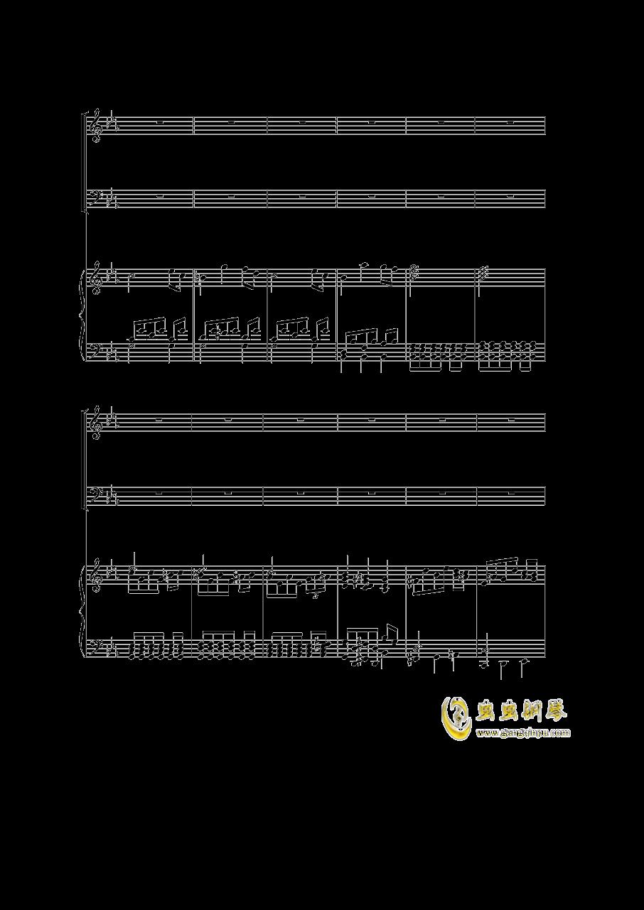 Piano Concerto I钢琴谱 第45页