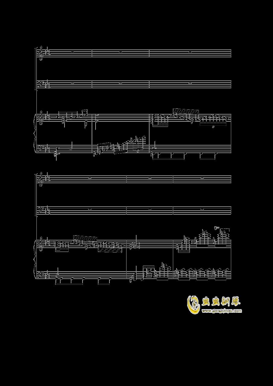 Piano Concerto I钢琴谱 第46页