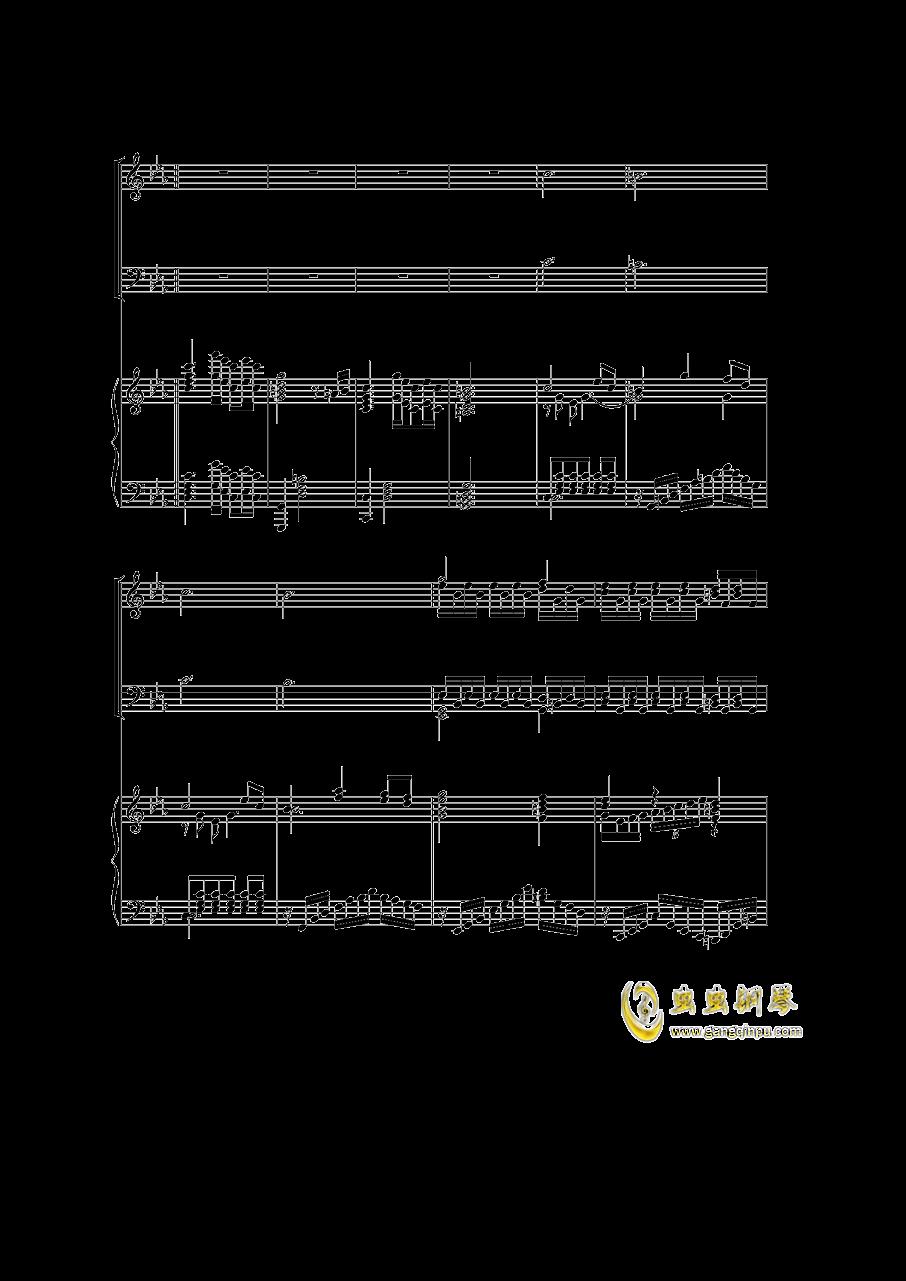 Piano Concerto I钢琴谱 第5页
