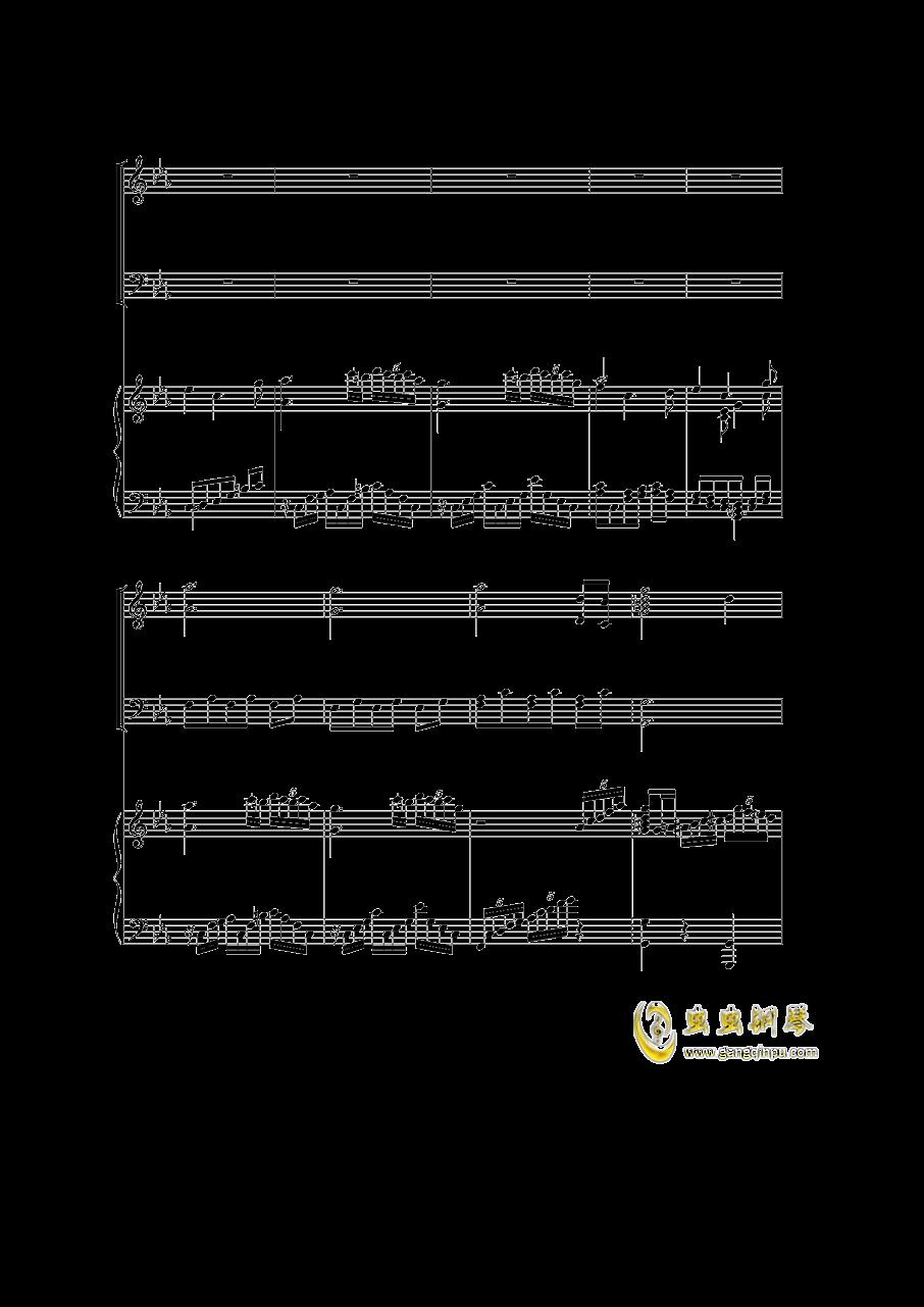 Piano Concerto I钢琴谱 第7页