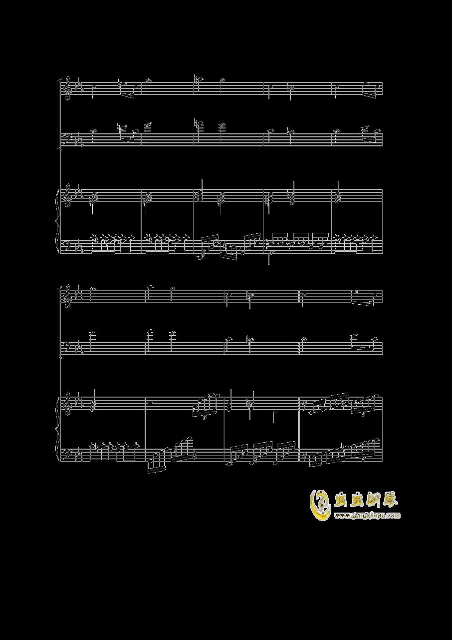 Piano Concerto I钢琴谱 第8页